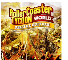 Bild zu Preisfehler? RollerCoaster Tycoon World Deluxe Edition [PC Steam Code] für 9€
