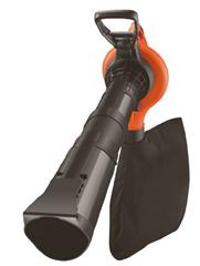 Bild zu [Vorbei] Amazon Italien: Black + Decker GW3050 3-in-1 Elektro-Laubsauger für 24,74€