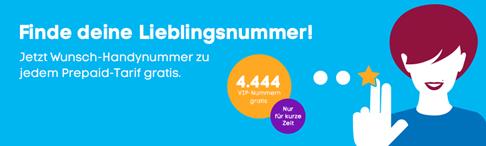 Bild zu Blau.de Prepaidkarte mit 10€ Startguthaben (+ 10€ Aufladebonus) inklusive gratis VIP Nummer für 9,90€