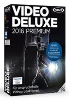 Bild zu MAGIX Video deluxe 2016 Premium für 65,90€