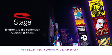 Bild zu Vente Privee: Stage Entertainment Shows & Musicals reduziert
