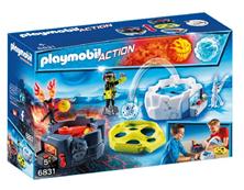 Bild zu PLAYMOBIL 6831 – Fire und Ice Action Game für 11,57€