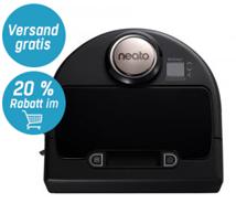 Bild zu Neato Robotics Botvac Connected (Saugroboter) für 599,20€ + kleiner Testbericht/Erfahrungsbericht