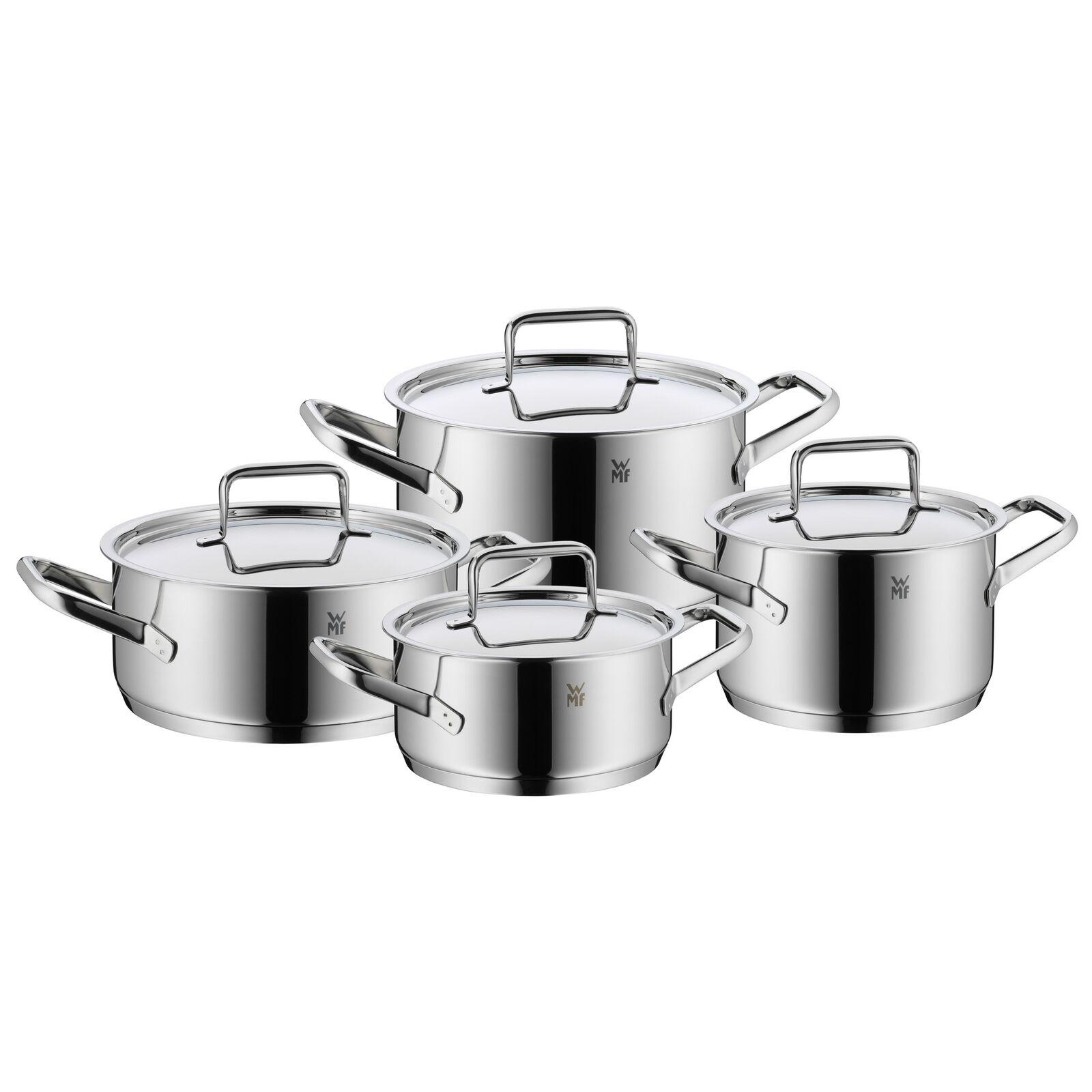 Bild zu 4-teiliges Kochtopf-Set WMF Trend Plus für 179,95€ (Vergleich: 203€)