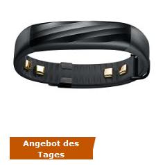 Bild zu Amazon Tagesangebot: Jawbone UP3 Bluetooth Aktivitäts-/Schlaftracker-Armband (für Apple iOS und Android) für 69€