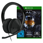 Bild zu Xbox One Stereo Headset + Halo – The Master Chief Collection für 59,90€