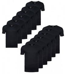 Bild zu 6er Pack PUMA Basic Herren T-Shirt für 22,99€