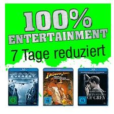 """Bild zu Amazon: """"100% Entertainment – 7 Tage reduziert"""""""