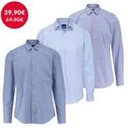 Bild zu Joop Herren Hemd L-Pierre1 Langarm Slim Fit für je 39,90€