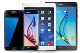 """Bild zu yello Strom: iPad Air/Galaxy Tab A oder Galaxy S6/S7 für Neukunden im Strom Plus """"Ökostrom"""" oder Gastarif"""