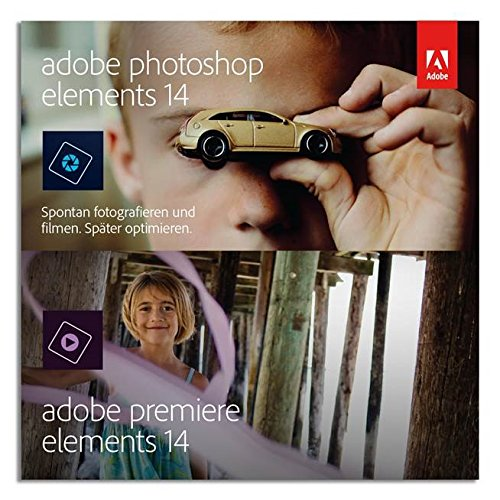 Bild zu [Prime] Adobe Photoshop Elements 14 + Premiere Elements 14 für 49€