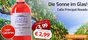 Bild zu Weinvorteil: 6 Flaschen Bodegas Vinedos Contralto – Calle Principal Rosado für 22,89€