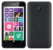 Bild zu [B-Ware] Nokia Lumia 630 (8GB) schwarz für 39,90€