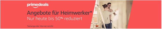 Bild zu Amazon Prime Deals mit Angeboten für Heimwerker