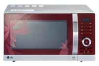 Bild zu LG MH 6883 AAF Kombi Mikrowelle mit Grill für 109€