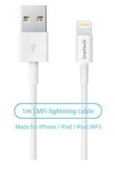 Bild zu Inateck Lightning Kabel (1m) [Apple MFi zertifiziert] für 3,99€