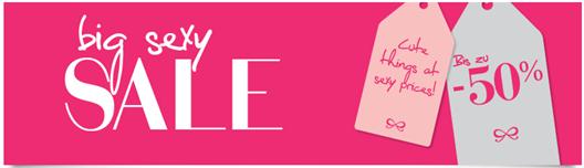 Bild zu Hunkemöller: Big Sexy Sale mit bis zu 50% Rabatt + 5€ Extra Rabatt (ab 25€ MBW)