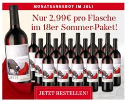 Bild zu Vinos.de: 18 Flaschen Capote 2015 für 53,90€