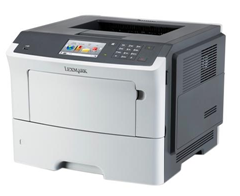 Bild zu Lexmark MS610de (S-W-Laserducker, A4, LAN, Duplex) für 149€