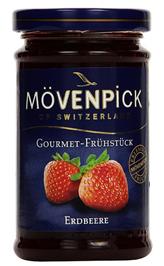 Bild zu 8 x Mövenpick Gourmet- Frühstück Erdbeer (8 x 250 g) für 10,75€