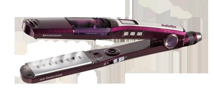 Bild zu Babyliss iPro 230 Steam ST395E Ionen Haarglätter für 49,90€