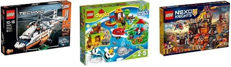KAUFHOF LEGO TECHNIK
