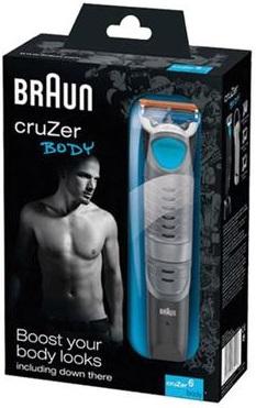 Bild zu Braun cruZer 6 Body Rasierer & Trimmer für 29,95€