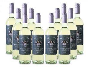 Bild zu Weinvorteil: 12 Flaschen San Silvano Pinot Grigio Terre Siciliane IGT für 39,90€