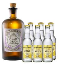 Bild zu [wieder da] Monkey 47 Gin Tonic Set ab 31,91€ inklusive Versand