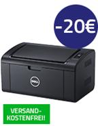 Bild zu Dell B1160w Laserdrucker s/w (A4, WLAN, iPrint, USB) für 49€
