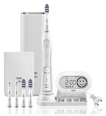 Bild zu Oral-B White 7000 TriZone SmartSeries wiederaufladbare elektrische Zahnbürste (mit Bluetooth) für 85,55€