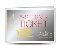 Bild zu 5 Kinotickets für die CineStar Kinos für 26€ (5,20€ pro Ticket)