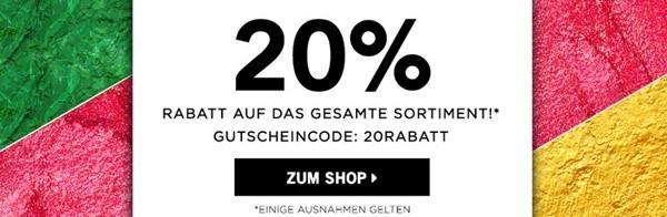 Bild zu BH Cosmetics: 20% Rabatt auf (fast) alle Artikel