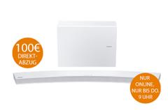 Bild zu [Schnell – Preisfehler?] SAMSUNG HW-J6502, Soundbar, 300 Watt, Weiß für 199€ (Vergleich: 369€)