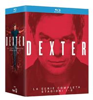 Bild zu Amazon.es: Dexter – die komplette Serie [Blu-ray] für 29,93€ (Vergleich: 64,99€)