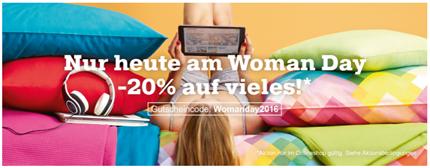 Bild zu Mömax: nur heute 20% Extra Rabatt auf ausgewählte Artikel