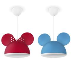 Bild zu Philips Disney Pendelleuchte Minnie Mouse oder Micky Mouse für je 24,99€