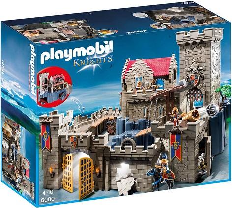 Bild zu Playmobil Knights Königsburg der Löwenritter (6000) für 103,99€