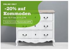 Bild zu Mömax: 20% Rabatt auf Kommoden + kostenloser Versand