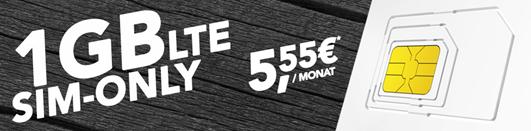 Bild zu MD o2 Comfort Allnet (1GB LTE Datenflat, Allnet-Flat) für rechnerisch 5,55€/Monat