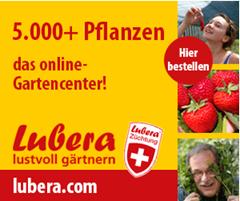Bild zu Lubera Gartencenter: 100€ Gutschein für 50€ oder 50€ Gutschein für 25€