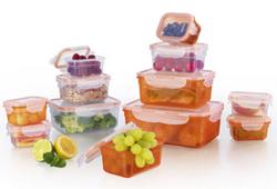 Bild zu GOURMETmaxx Frischhaltedosen Klick it (24-teilig) für 12,99€