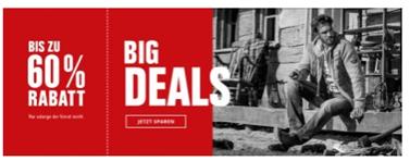 Bild zu Camp David: bis zu 60% Rabatt + kostenloser Versand + kostenloser Rückversand