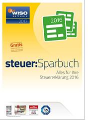 Bild zu WISO steuer:Sparbuch 2017 (für Steuerjahr 2016) für 19,99€