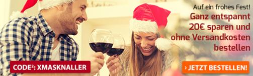 Bild zu Weinvorteil: 12 Flaschen Wein kaufen und 20€ Rabatt erhalten + kostenlose Lieferung