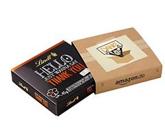 """Bild zu Amazon: Lindt & Sprüngli """"Danke, lieber Nachbar"""" Pralinenbox limited Edition 2016, 1er Pack (1 x 45 g) kostenlos mitbestellen"""