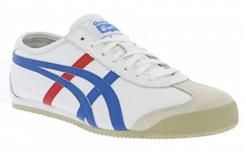 Bild zu asics Onitsuka Tiger Mexico 66 Herren Sneaker Weiß für 44,99€