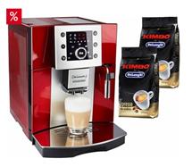 Bild zu De´Longhi Perfecta ESAM 5400 Kaffeevollautomat + 2x Kimbo Kaffeebohnen für 404,95€