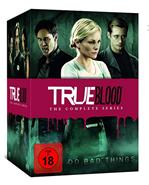Bild zu True Blood – Staffel 1-7 (33 Discs) – (DVD) für 19€