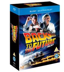 Bild zu Zurück in die Zukunft Trilogie als Blu-ray für 8,63€ inklusive Versand